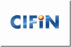 Logo Cifin color