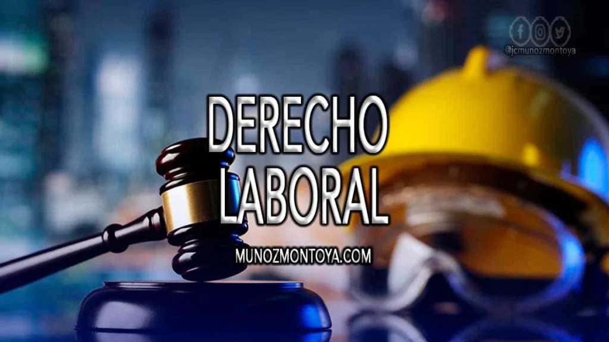 derecho de los trabajadores