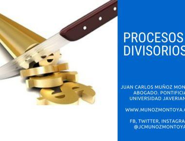 El proceso divisorio