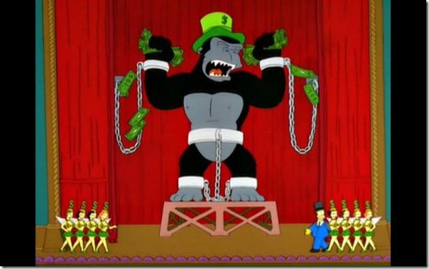 King Kong Dice que si