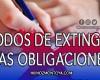 extinguir obligaciones en Colombia