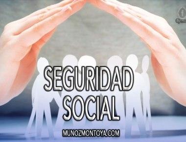 seguridad social y pensiones