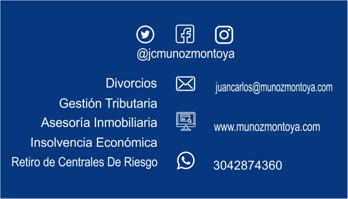 abogado Juan Carlos Muñoz
