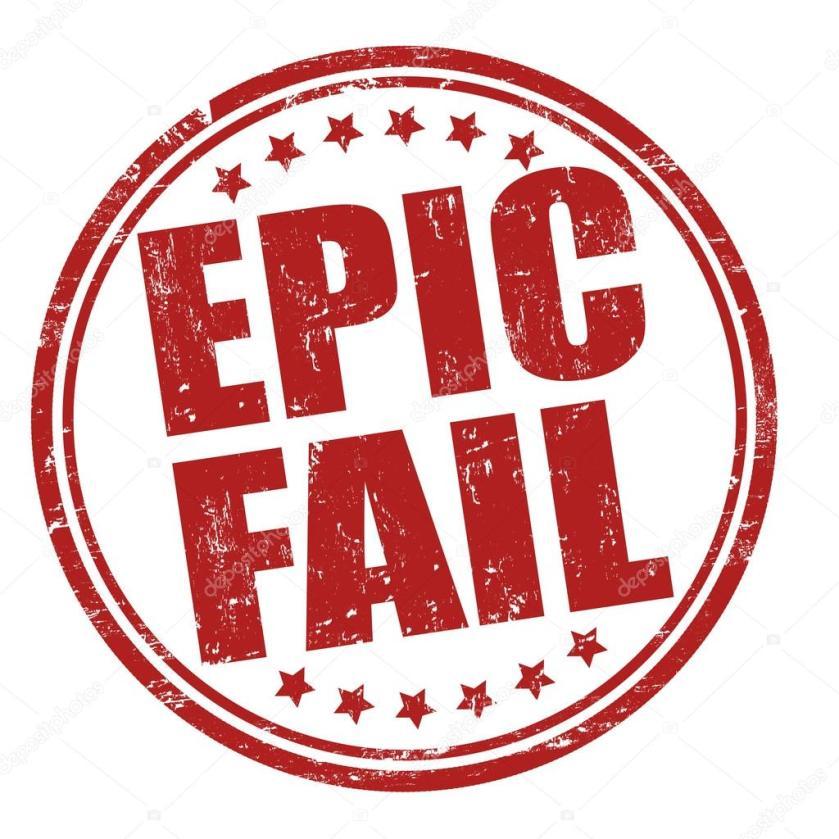 Epic Fail Almacenes Éxito