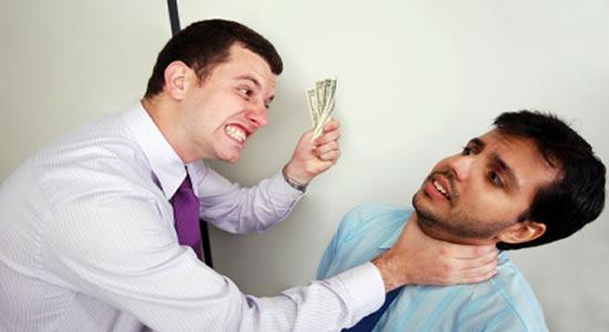 Los abusos de las casas de cobranza y de los acreedores