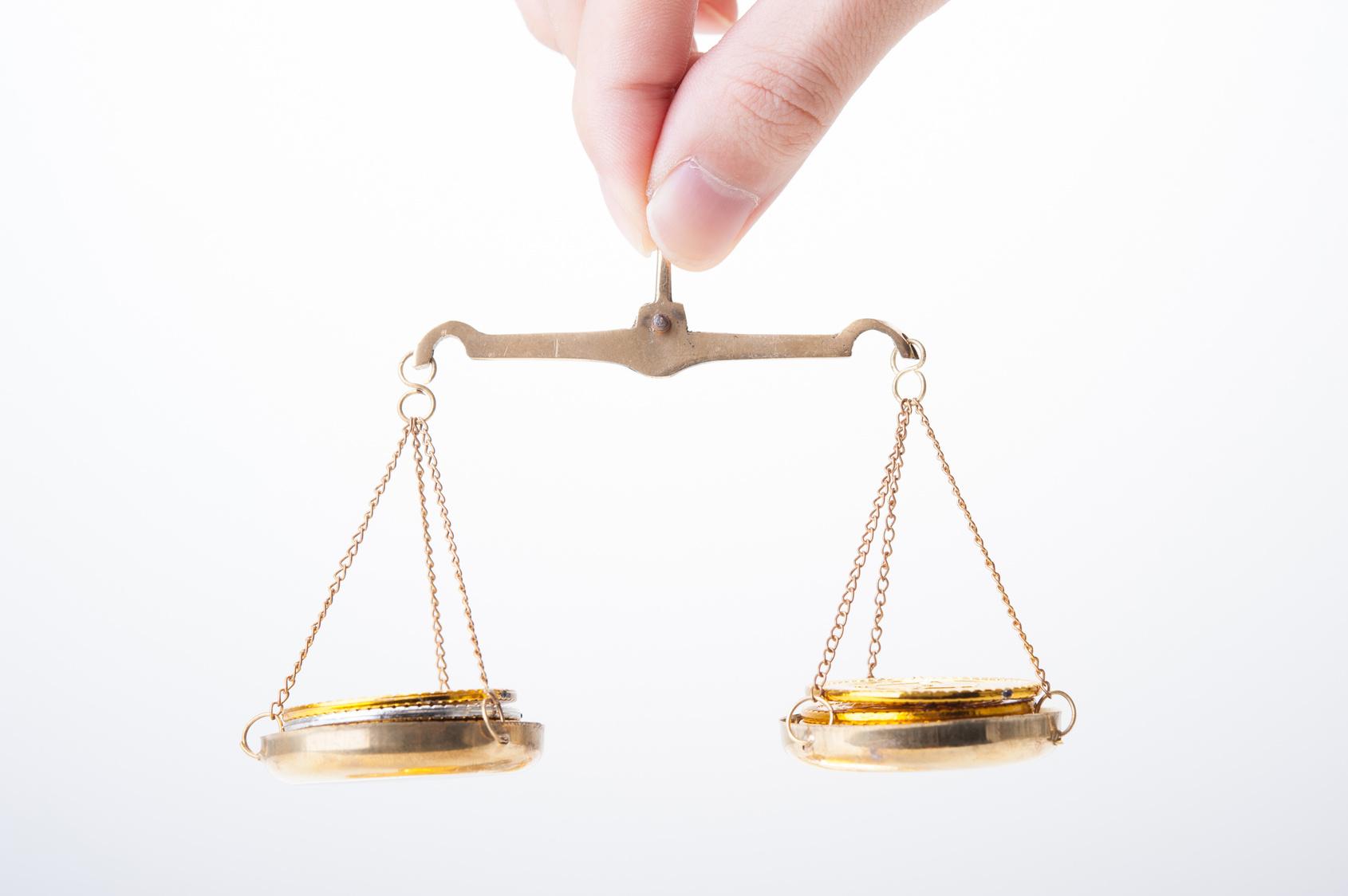 Balance judicial 2018