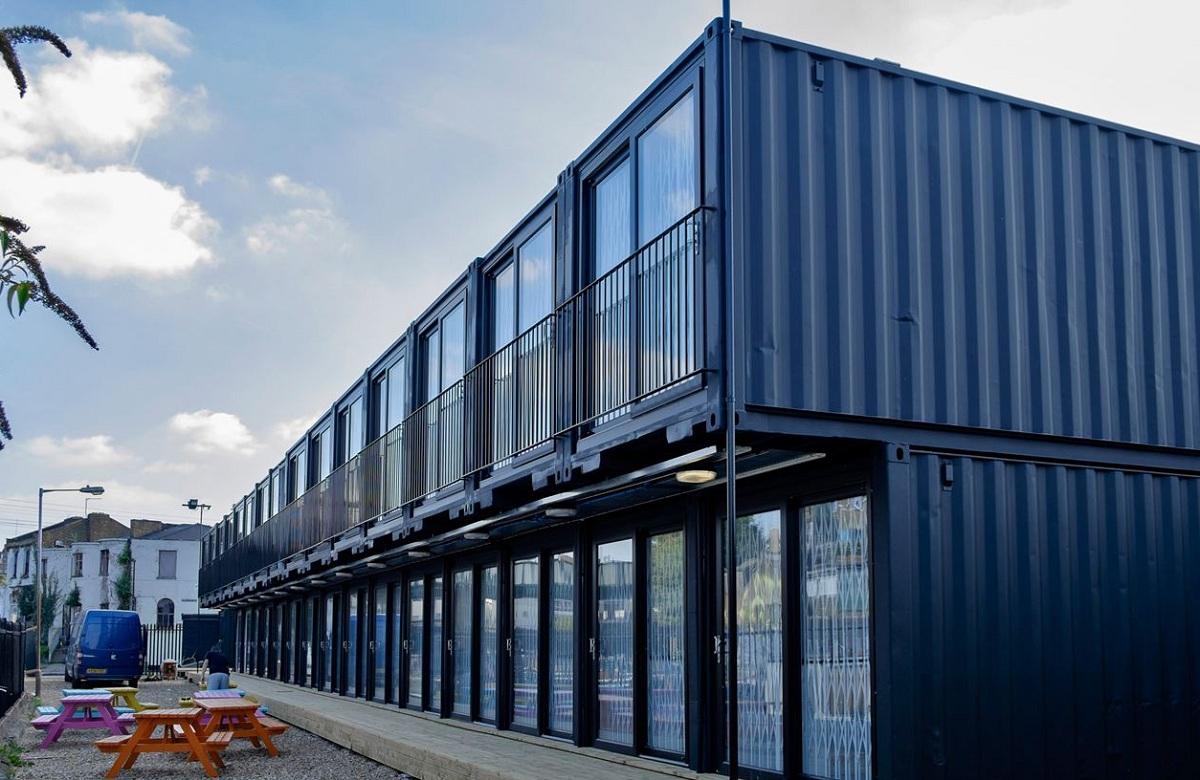 containers para oficina