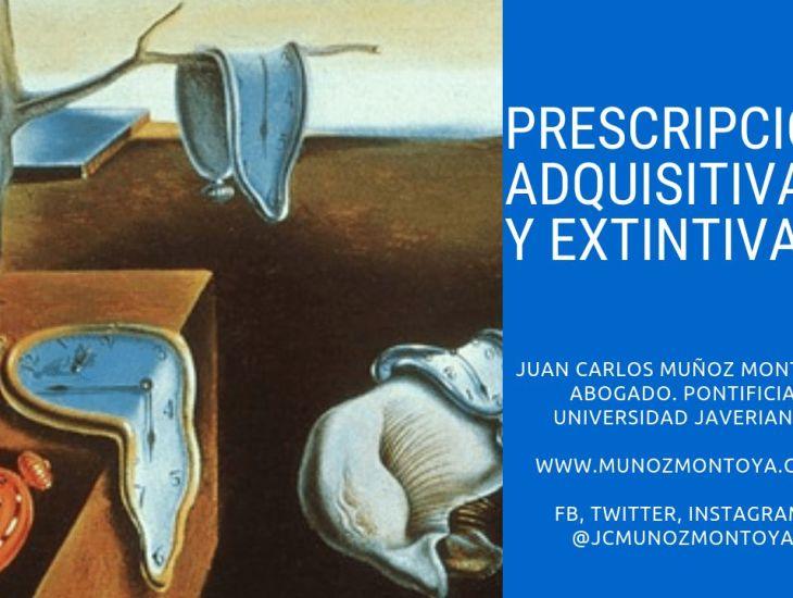 Cómo interrumpir la prescripción extintiva