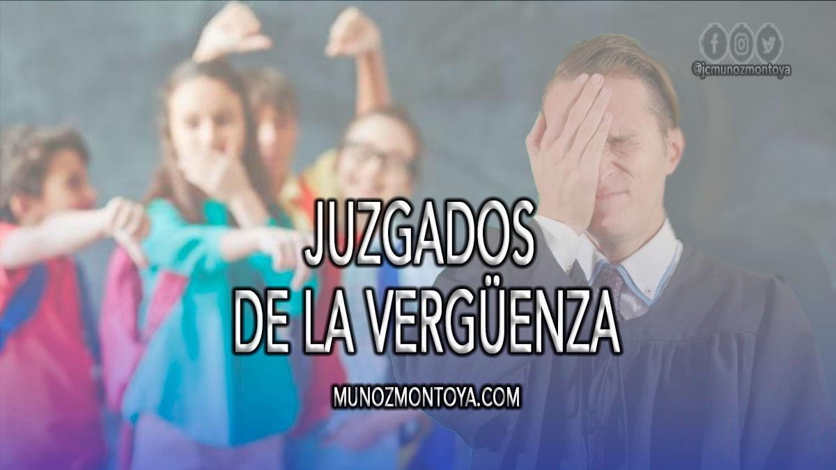 Juzgados de la Vergüenza Colombia
