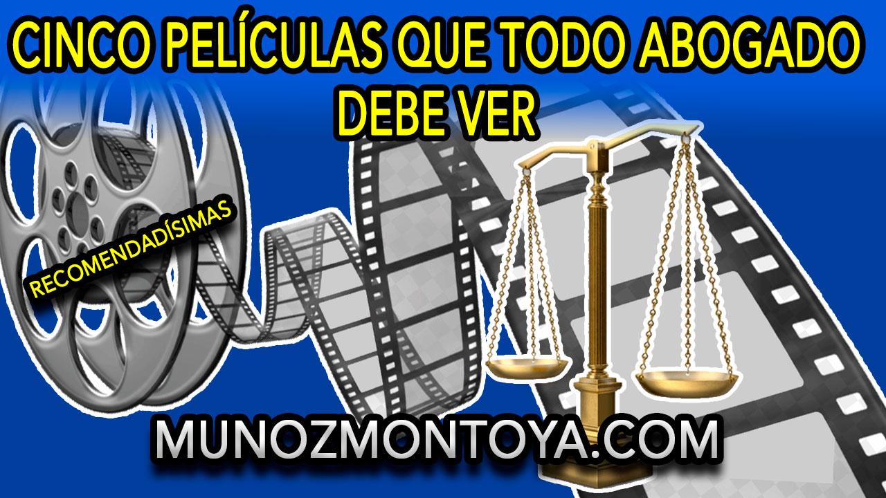 películas recomendadas para abogados